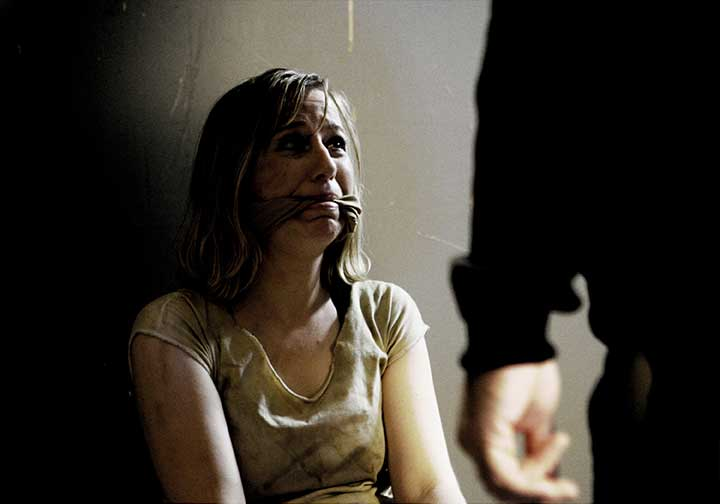 THE GIRL (COURTNEY GARDENER JENSON) FACES AN UNDETERMINED FATE